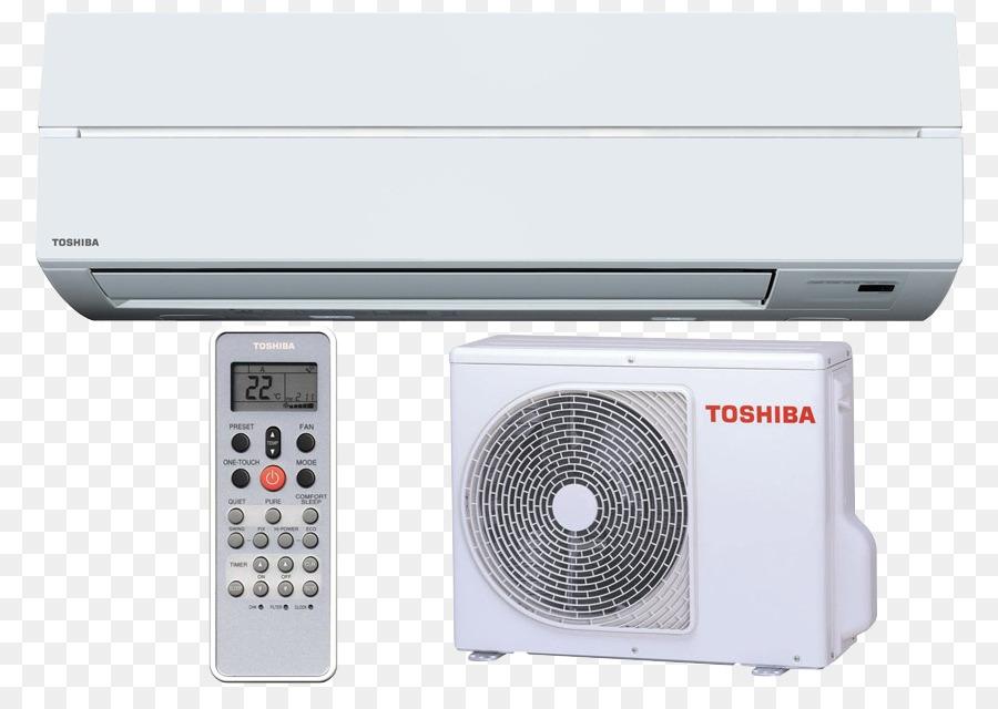 Klimatizácie Toshiba