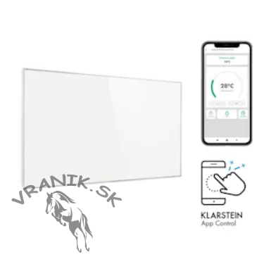 Air Art 350 W Wifi Smart infrapanel Marble I